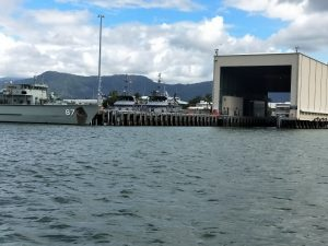 Cairns Naval Base