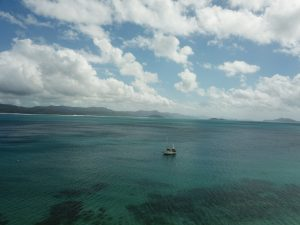 Caree in the Whitsundays